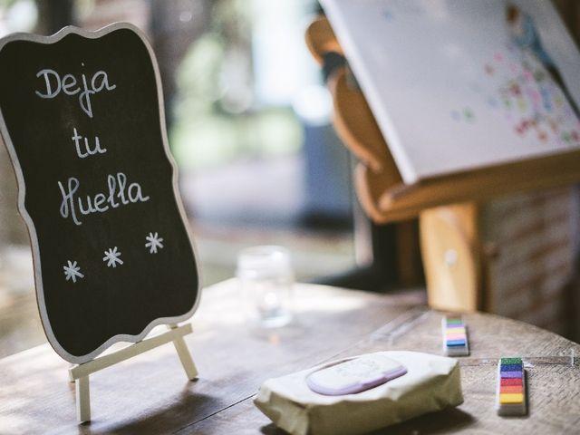 La boda de David y Mariado en Pinilla Del Valle, Madrid 6