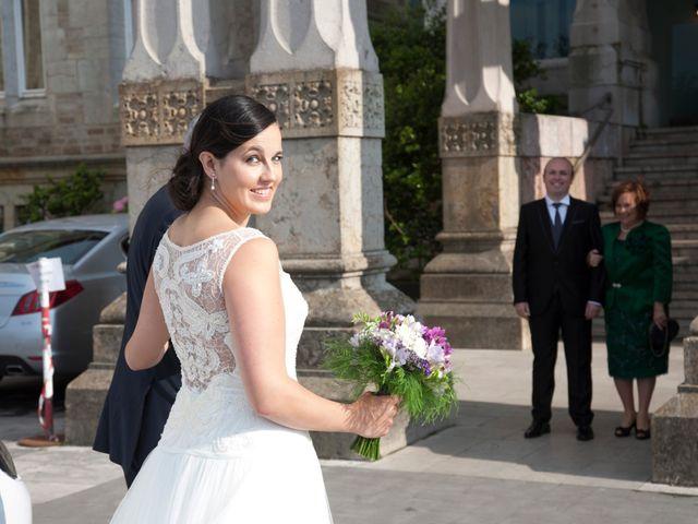 La boda de Andrea y Daniel en Santander, Cantabria 2