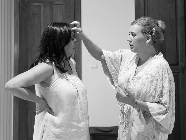 La boda de Toni y Pati en Arzua, A Coruña 3