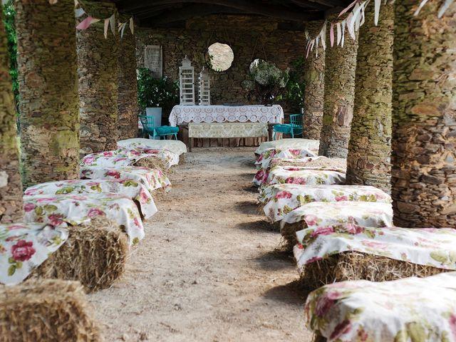 La boda de Toni y Pati en Arzua, A Coruña 8