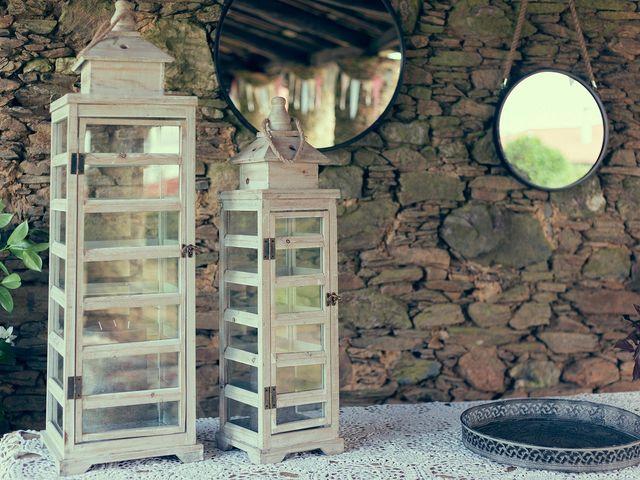 La boda de Toni y Pati en Arzua, A Coruña 10