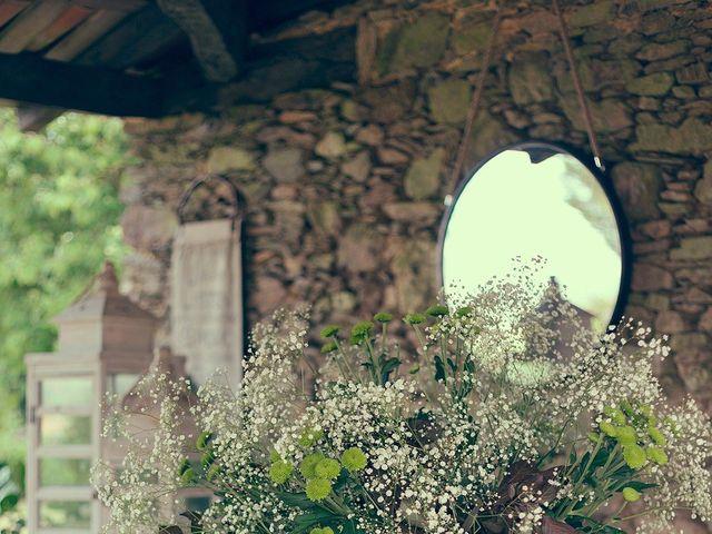 La boda de Toni y Pati en Arzua, A Coruña 11