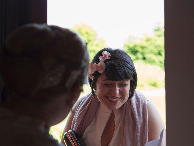 La boda de Toni y Pati en Arzua, A Coruña 12
