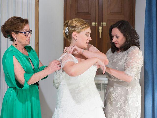 La boda de Toni y Pati en Arzua, A Coruña 14