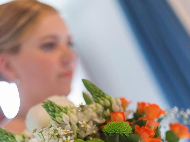 La boda de Toni y Pati en Arzua, A Coruña 17