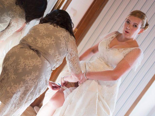 La boda de Toni y Pati en Arzua, A Coruña 18