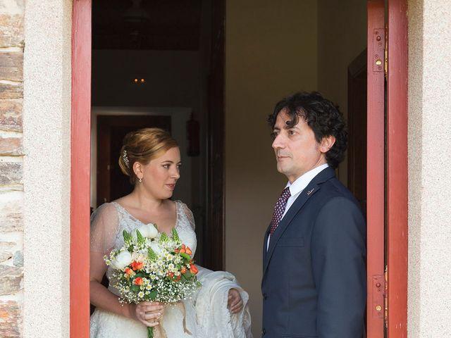 La boda de Toni y Pati en Arzua, A Coruña 19