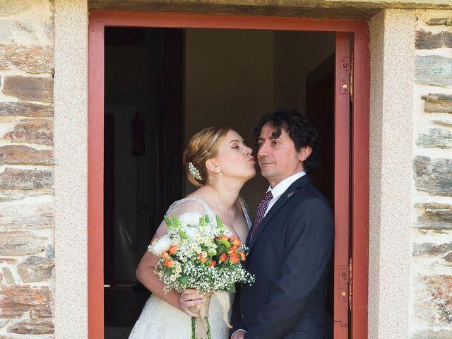 La boda de Toni y Pati en Arzua, A Coruña 20