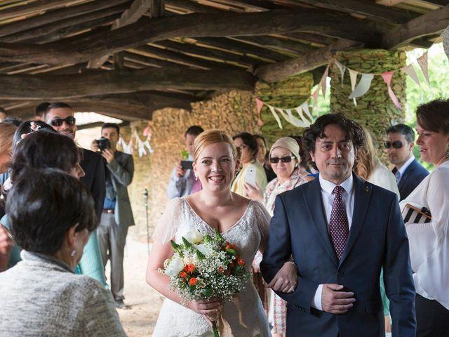 La boda de Toni y Pati en Arzua, A Coruña 21