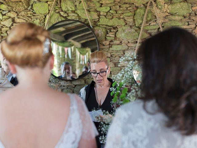 La boda de Toni y Pati en Arzua, A Coruña 22