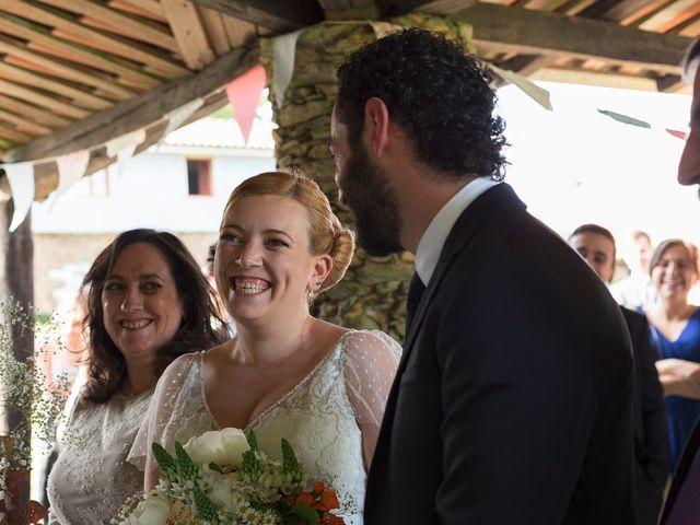 La boda de Toni y Pati en Arzua, A Coruña 24