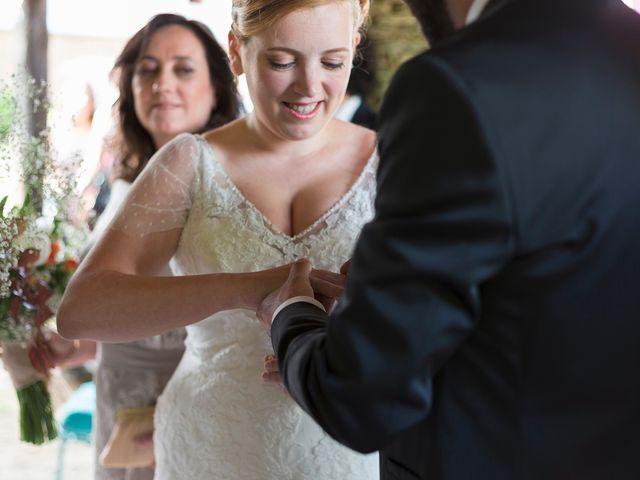 La boda de Toni y Pati en Arzua, A Coruña 26
