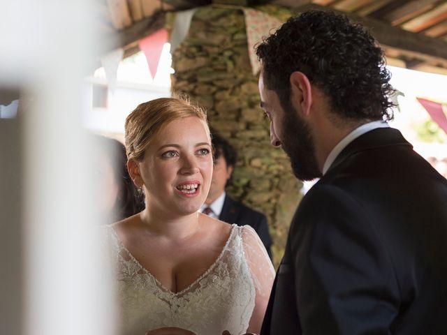 La boda de Toni y Pati en Arzua, A Coruña 27