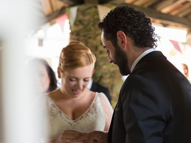 La boda de Toni y Pati en Arzua, A Coruña 28