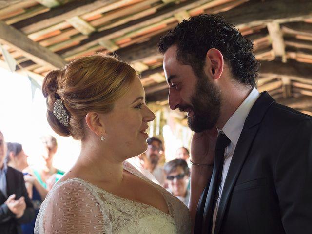 La boda de Toni y Pati en Arzua, A Coruña 29