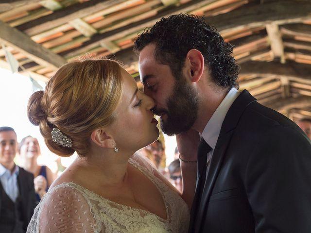 La boda de Toni y Pati en Arzua, A Coruña 30