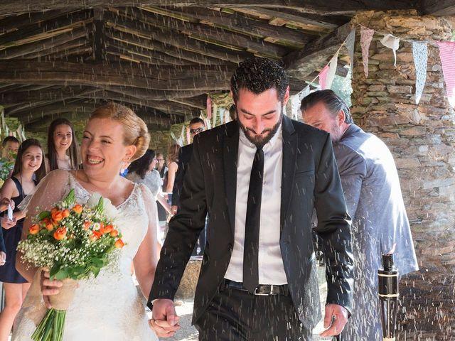 La boda de Toni y Pati en Arzua, A Coruña 31