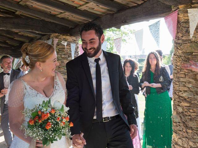 La boda de Toni y Pati en Arzua, A Coruña 33