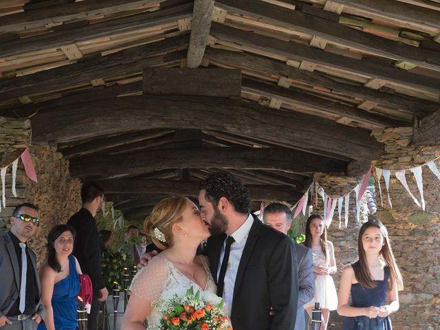 La boda de Toni y Pati en Arzua, A Coruña 34