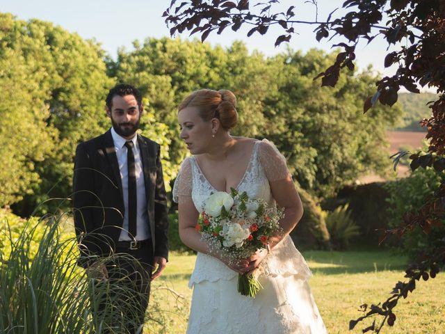 La boda de Toni y Pati en Arzua, A Coruña 37