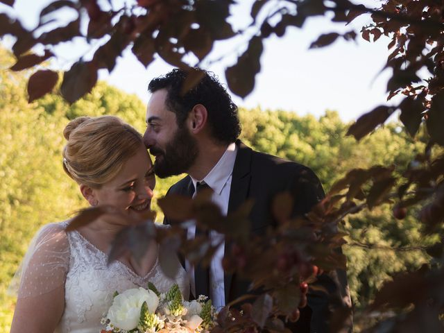 La boda de Toni y Pati en Arzua, A Coruña 39