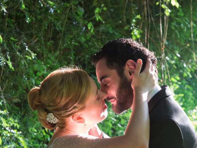 La boda de Toni y Pati en Arzua, A Coruña 40
