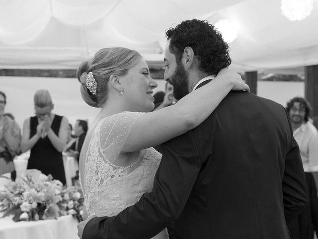 La boda de Toni y Pati en Arzua, A Coruña 42