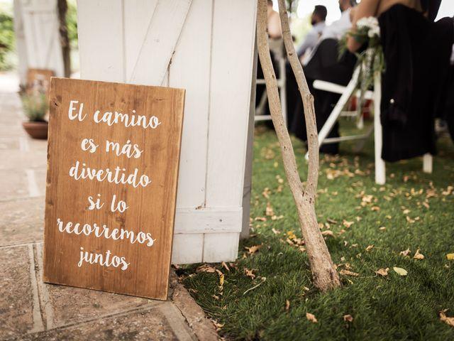 La boda de Iñaki y Noemí en L' Ametlla Del Valles, Barcelona 30