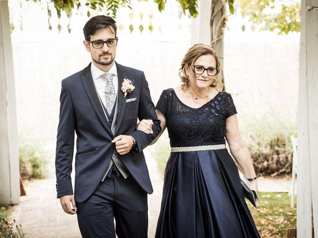La boda de Iñaki y Noemí en L' Ametlla Del Valles, Barcelona 35