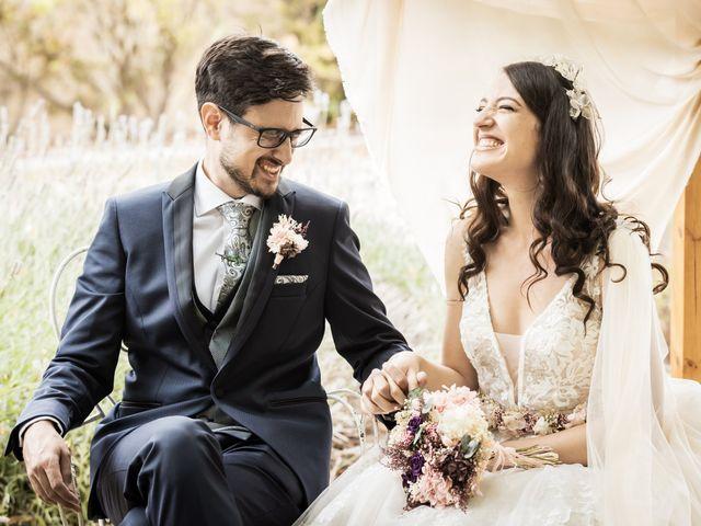 La boda de Iñaki y Noemí en L' Ametlla Del Valles, Barcelona 41