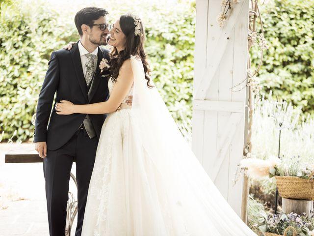 La boda de Iñaki y Noemí en L' Ametlla Del Valles, Barcelona 46