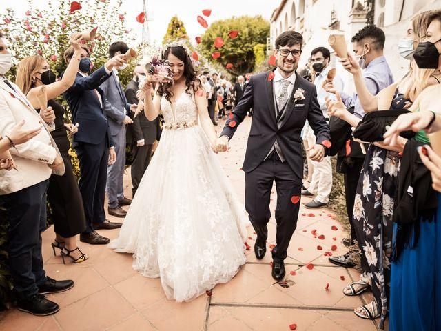 La boda de Iñaki y Noemí en L' Ametlla Del Valles, Barcelona 48