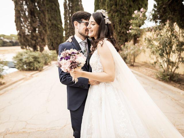 La boda de Iñaki y Noemí en L' Ametlla Del Valles, Barcelona 49