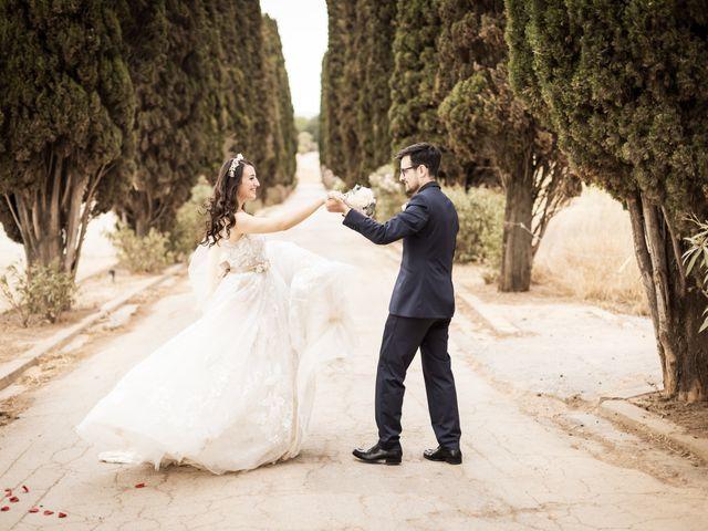 La boda de Iñaki y Noemí en L' Ametlla Del Valles, Barcelona 50
