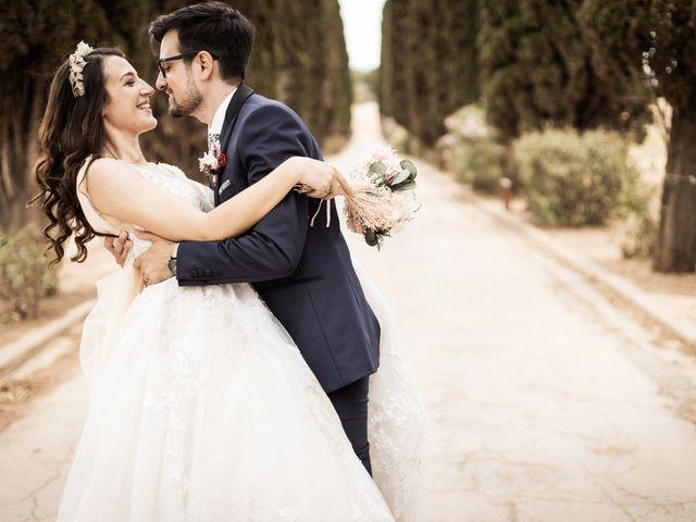 La boda de Iñaki y Noemí en L' Ametlla Del Valles, Barcelona 51