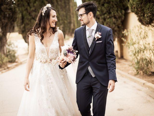 La boda de Iñaki y Noemí en L' Ametlla Del Valles, Barcelona 53