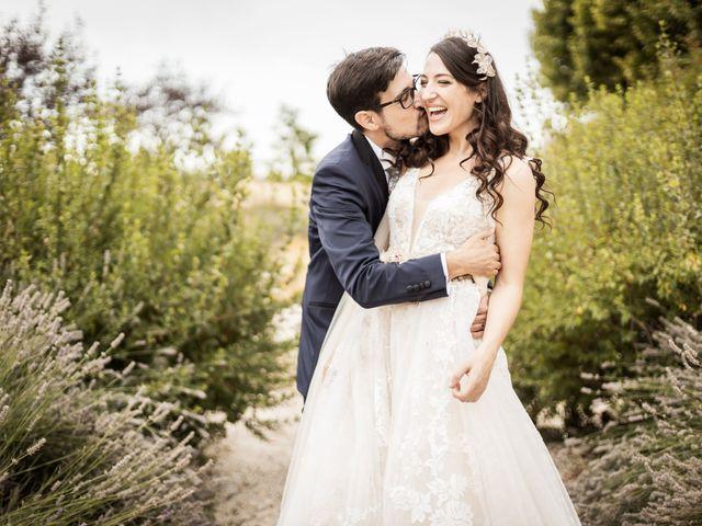 La boda de Iñaki y Noemí en L' Ametlla Del Valles, Barcelona 61