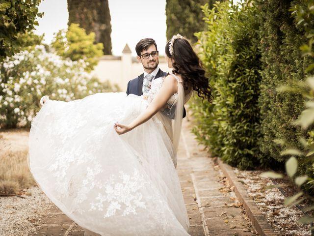 La boda de Iñaki y Noemí en L' Ametlla Del Valles, Barcelona 63