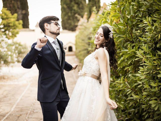 La boda de Iñaki y Noemí en L' Ametlla Del Valles, Barcelona 64