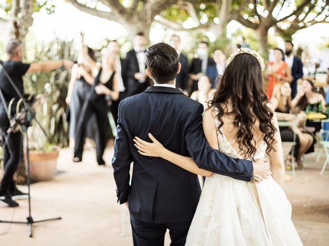 La boda de Iñaki y Noemí en L' Ametlla Del Valles, Barcelona 72