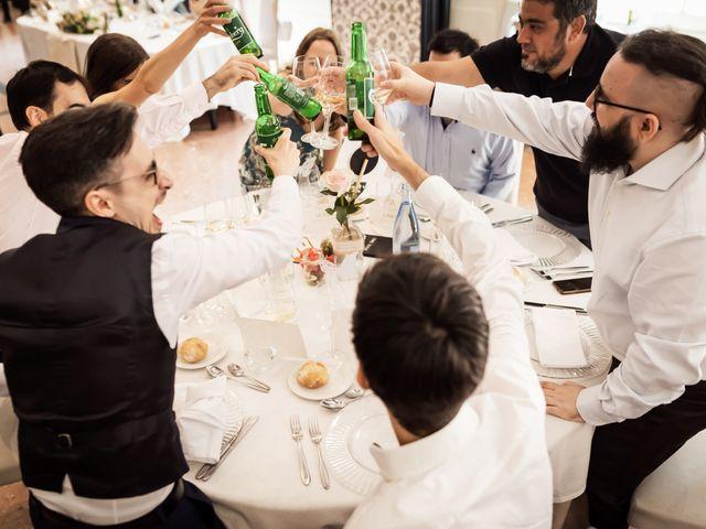 La boda de Iñaki y Noemí en L' Ametlla Del Valles, Barcelona 81