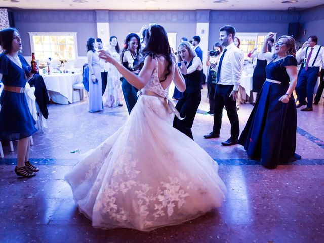 La boda de Iñaki y Noemí en L' Ametlla Del Valles, Barcelona 107