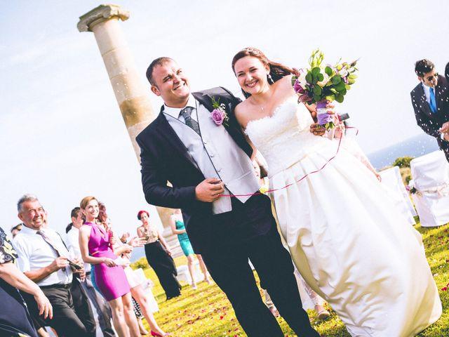 La boda de Alexandra y Kostadin