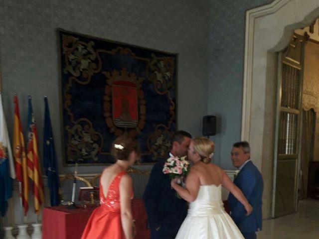 La boda de Javi y Maria en Alacant/alicante, Alicante 4