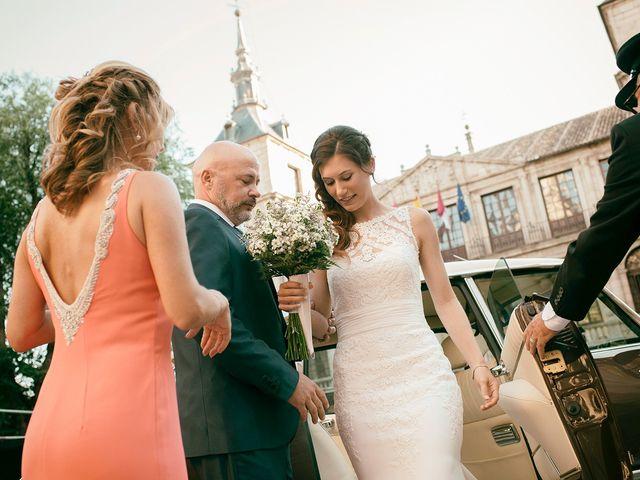 La boda de Ignacio y Tamara en Toledo, Toledo 17