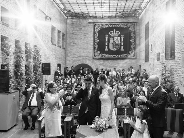 La boda de Ignacio y Tamara en Toledo, Toledo 22