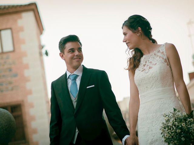 La boda de Ignacio y Tamara en Toledo, Toledo 25