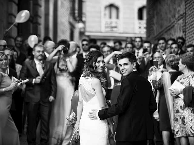 La boda de Ignacio y Tamara en Toledo, Toledo 1