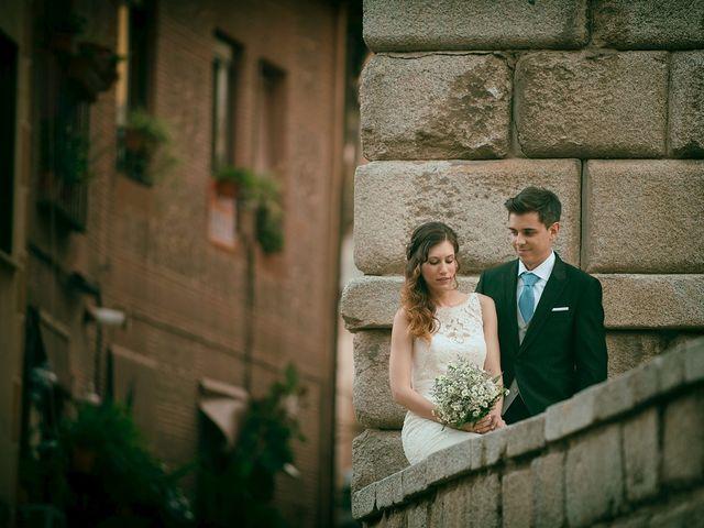 La boda de Ignacio y Tamara en Toledo, Toledo 33