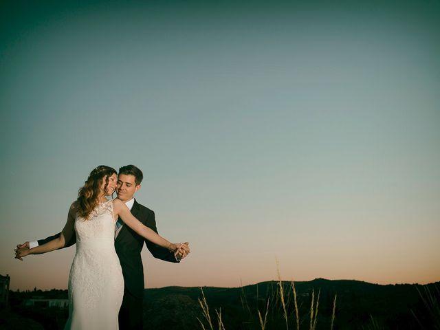 La boda de Ignacio y Tamara en Toledo, Toledo 44